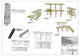 Favorito Foto: Projeto Estrutura Metálica de Pró-idéias Soluções Em  #LY09