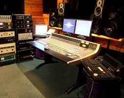 Studio Mixing Desks by Wasp Studios Completes Upgrade With Ssl Aws 948 Hybrid Console