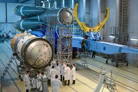 glonass satellite blasts off on soyuz to replenish russian
