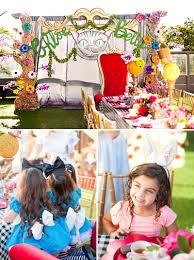 alice in wonderland halloween party ideas magical u0026 artistic alice in wonderland birthday party hostess