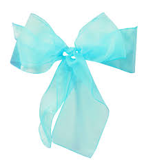turquoise chair sashes organza chair sashes archives event essentials
