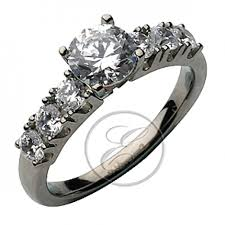 titanium diamonds rings images Titanium engagement rings titanium engagement rings for women jpg