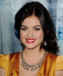 lucy hale tattoo meanings hair makeup looks photos