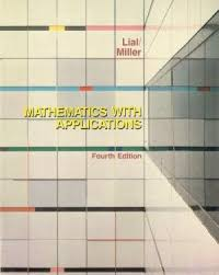 9780321334336 mathematics with applications 9th edition