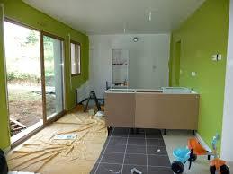 d馗oration peinture cuisine cuisine t cot design couleur de peinture cuisine decoration maison