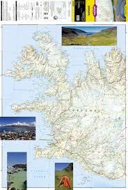 National Geographic Map Iceland National Geographic Adventure Map National Geographic