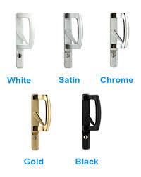 Patio Door Accessories Three Pane Aluminium Sliding Patio Doors In Smarts Slide 2000