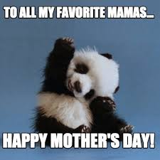 Mothersday Meme - meme creator to all my favorite mamas happy mother s day
