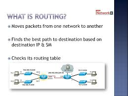 what is routing table routing chapter ppt video online download