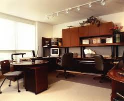 high tech office home office contemporary with contemporary artwork
