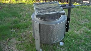 Washing Machine Firepit Washer Drum Pit Higleymetals