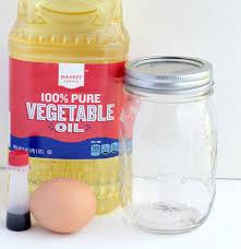 do oil and water mix a preschool stem activity preschool steam