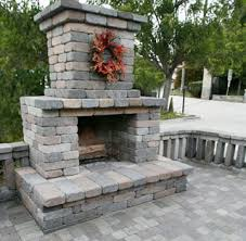 Outdoor Cinder Block Fireplace Plans - download outdoors fireplace kits gen4congress com