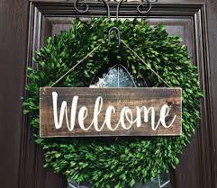 Outdoor Decorative Signs Best 25 Door Signs Ideas On Pinterest Rustic Outdoor Decor Diy