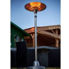 Patio Heater Wont Light by La Hacienda Hanging 2100w Halogen Patio Heater Medium Garden Street