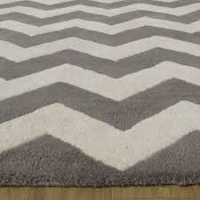 White Area Rug Marvelous Grey Chevron Area Rug Zig Zag Gray And White Inspire