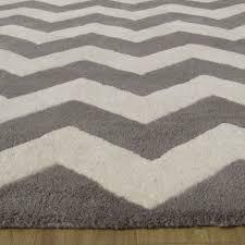 Area Rugs Gray Marvelous Grey Chevron Area Rug Zig Zag Gray And White Inspire