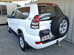 4x4 turbo diesel 8 seat toyota landcruiser prado gxl 2003 for sale