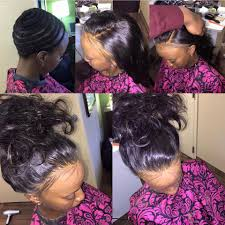 best way to sew in a weave for long hair full head sew in no leave out not even baby hair no glue no
