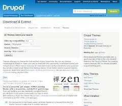 Drupal Hosting Title Uploading A New Theme In Drupal 8 Inmotion Hosting