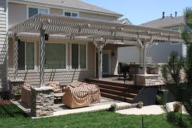 Louvered Roof Pergola by Louvered Awnings Shade And Shutter Systems Inc New England