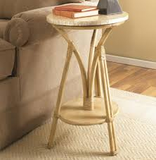 small round accent table apartments cool bamboo accent small round table top with wicker