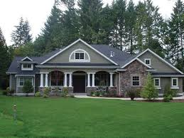 one story craftsman style home plans 12 charming and spacious 4 bedroom craftsman style home house