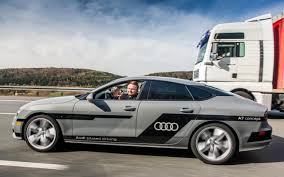 audi a7 self driving driverless cars who is winning the race