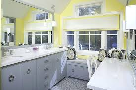 Gray And Yellow Bathroom Rugs Grey And Yellow Bathroom U2013 Homefield