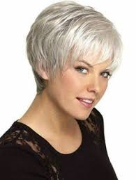 short hairstyles for older women with thin hair fashion
