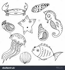 coloring sea animals newcoloring123