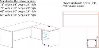 L Shaped Desk Dimensions L Shaped Office Desk Dimensions Diy Corner Desk Ideas