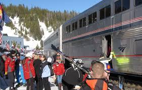 Amtrak Train Tracker Map by Amtrak Winter Park Express Returns Amtrak Media