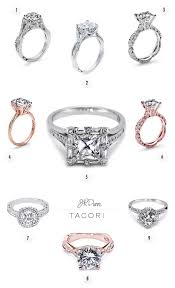 engagement rings ta engagement rings from tacori