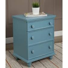 blue nightstands u0026 bedside tables for less overstock com