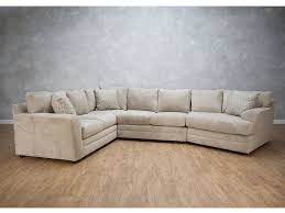 Klaussner Sectionals Klaussner Living Room Ashburn 2 Piece Sectional G71341 Kittle U0027s