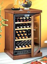 wine cooler cabinet reviews tresanti wine cabinet built in wine cooler built in under counter