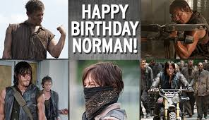 Walking Dead Birthday Meme - normanbirthday the walking dead official site comics tv show