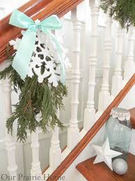 our prairie home decking the halls with dollar tree christmas
