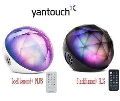 Black Diamond Lights Best 100 Original Yantouch Ice Diamond Plus Bluetooth App Speaker