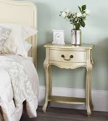 Bedroom Furniture Direct Juliette Gold Bedside Table Bedroom Furniture Direct