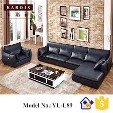 Navy Leather Sofa by Online Get Cheap Blue Leather Furniture Aliexpress Com Alibaba