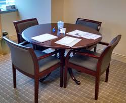 Break Room Table And Chairs by Used And Pre Owned Break Room Furniture U2013 Whittington Office