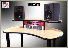 sound dog music compact recording studio desk hardrock reverb
