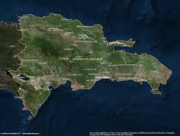 South America Satellite Map by Dominican Republic Satellite Maps Leaddog Consulting