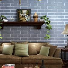 10m vintage 3d effect natural embossed stack stone brick tile