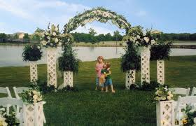 Garden Wedding Decor Ideas Home Wedding Decoration Ideas Cool Find This Pin And More On