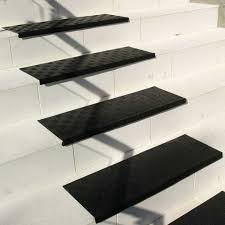 rubber stair tread covers a more decor