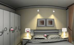 Bedroom With Wardrobes Design Bedroom Master Bedroom Interior Design With Tv Wall And Wardrobe