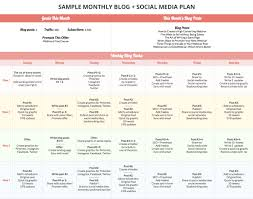 goals planner template social media tips archives conversion minded social media plan template
